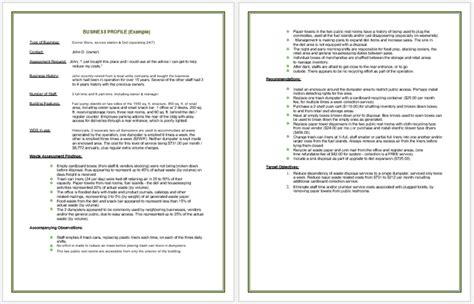 Free business profile template word costumepartyrun company profile sample templates create a professional friedricerecipe Gallery