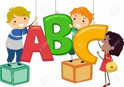 Clipart Abc Learning Vorschulkinder Children Abcs Alphabet