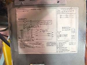 Tutorial Online A Typical Furnace Wiring Schematic For Gas