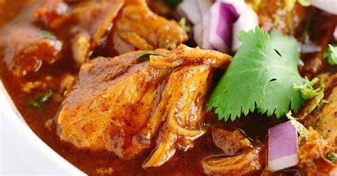 slow cooker  mexican red pork chili recipe jessica gavin