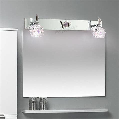 Modern Chrome Bathroom Mirrors by Modern Washroom Wall Light Chrome Contemporary