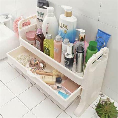 layers toilet bathroom storage rack  shower gel