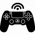Ps4 Control Icon Wireless Icons Controls
