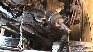 Transmission Removal  2002 Mitsubishi Lancer