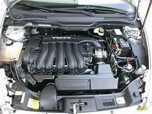 2004 Volvo S40 2 4i 2 4 Liter Dohc 20v Inline 5 Cylinder
