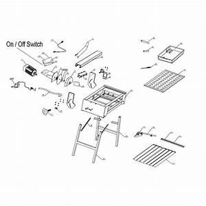 83200 Qep Tile Saw Repair Parts