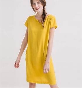 robe droite femme jaune promod dresses pinterest With robe droite ete