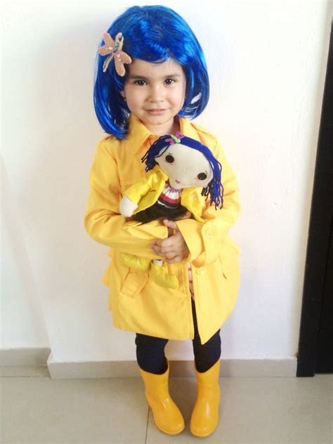 Diy Coraline Costume Diy Coraline Costume Ideas