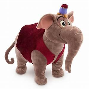 AUTHENTIC DISNEY ALADDIN PRINCESS JASMINE ABU AS ELEPHANT ...