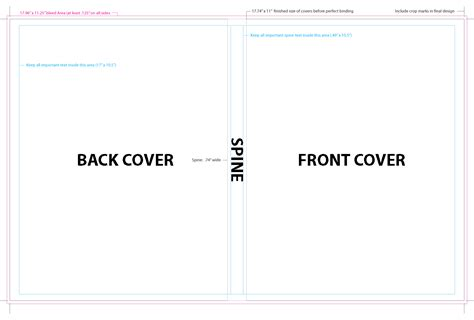 Book Cover Template 7 Best Images Of Printable Cookbook Cover Templates Free
