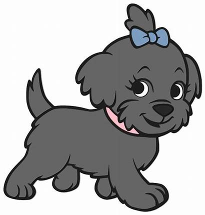 Puppy Svg Dog Puppies Clip Cricut Tag
