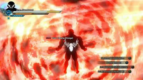 Jiren Venom Symbiote Edition Xenoverse Mods