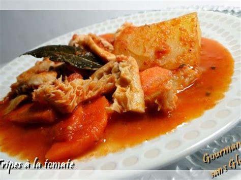 comment cuisiner les tripes recettes de tripes et tomates