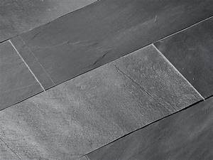 carrelage en ardoise stonenaturelle le choix de lelegance With carrelage sol ardoise