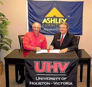 Ashley Furniture Named Official Sponsor For UHV Dorms
