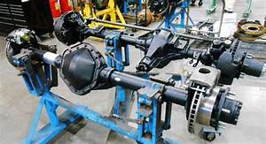 Rebuilt Gm Dana 60 Front Axle  U0026 Gm 14 Bolt Rear Axle