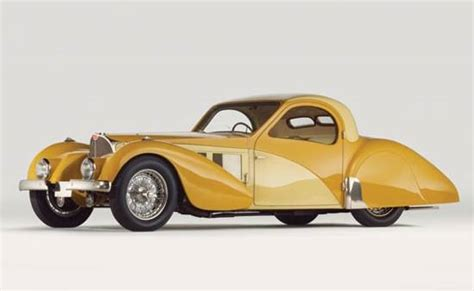 While it is certainly amongst the world's most beautiful automobiles, it is officially the world's most. HAutos: Rare 1937 Bugatti Type 57SC Atalante Coupé, Sister to World's Most Expensive Vehicle ...