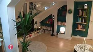 Appartement Sous Comble : d co am nager son salon sous les toits ccvb youtube ~ Dallasstarsshop.com Idées de Décoration