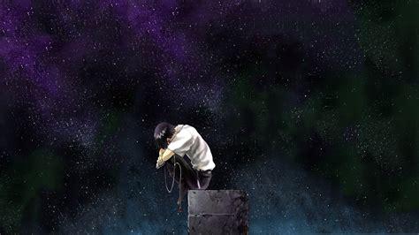 Anime Wallpaper Alone - neon genesis evangelion ikari shinji alone anime