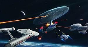 U.S.S. Enterprise - Star Trek movies tv-shows