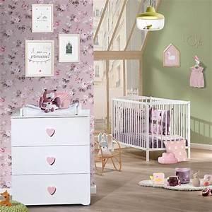 Babyzimmer Tapete Mädchen : 666 best tolle kinderzimmer designs images on pinterest ~ Frokenaadalensverden.com Haus und Dekorationen