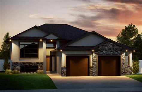 unique pictures  bi level homes house plans