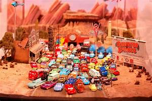 Disney Sisters: Disney Pixar Cars Exhibit at Petersen ...