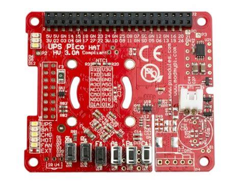 Raspberry Modules Ups Pico Uninterruptible