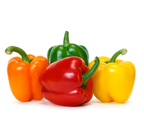 sweet pepper sweet peppers produce made simple
