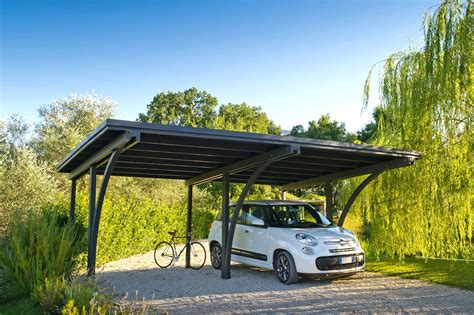 immagini tettoie tettoie per auto in alluminio prezzi galleria di immagini