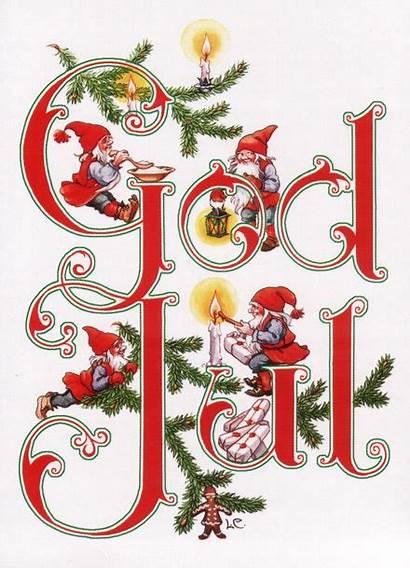 Christmas Jul Norwegian Swedish God Scandinavian Lars