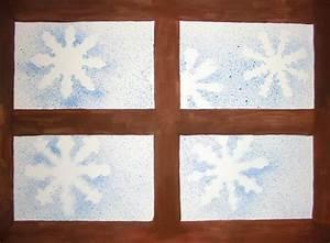 Basteln Winter Kindergarten : schneeflocken vor dem fenster kunst grundschule ~ Eleganceandgraceweddings.com Haus und Dekorationen