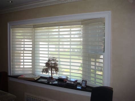Douglas Window Treatments by Douglas Silhouette In Toujours Fabric And