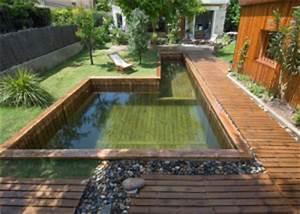 eco solutions tout ce qui touche a l39ecologie With fabriquer sa piscine en bois