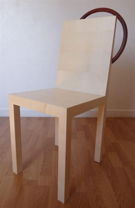 a la chaise hommage à la chaise thonet n 14 par célia persouyre