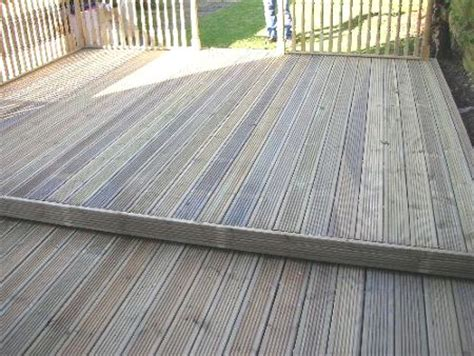 Pressure Treated Deck Boards Gap by Timber Decking Boards Supplies Gloucester