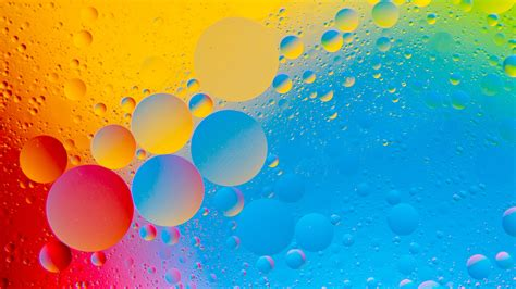 Abstract Colourful Wallpaper 4k by Colourful Bubbles 4k Hd Abstract Wallpaper 4k Ultra Hd