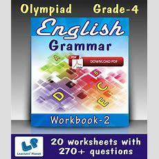 Grade4olympiadenglishgrammarworkbook2 (ebooks, Downloadable Pdf) By Learners Planet Buy