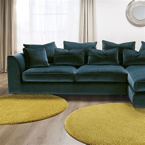 Large Comfortable Sectional Sofas by 25 Best Ideas About Teal Sofa On Pinterest Teal Sofa