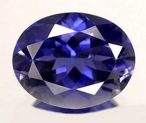 Pierres Précieuses Bleues : l 39 iolite pierre pr cieuse ~ Nature-et-papiers.com Idées de Décoration