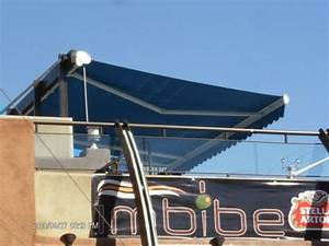 Free Standing Retractable Awnings
