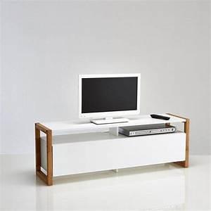 Meuble Tv Banc : meuble tv porte abattante compo style mobiles and tvs ~ Teatrodelosmanantiales.com Idées de Décoration