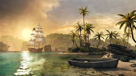 Assassins Creed Wallpaper 4k Nvidia Reveals 4k Screenshots Of Assassin S Creed 4 Black Flag