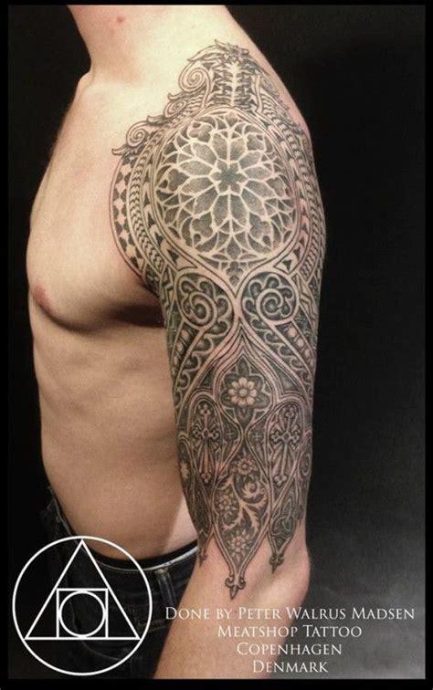 gothic tattoos    medieval art