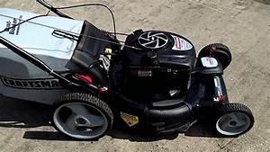 Craftsman Platinum 7 00 Lawn Mower Manual