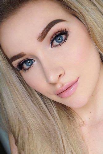 natural makeup  blue eyes picture  natural makeup  teens natural makeup  blue