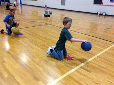 Basketball Lessons For K-5th Grade With