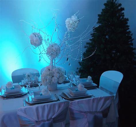 decoration mariage hiver chloe vous donne des idees