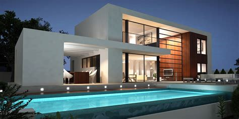 Modern Villa Home Design Ideas