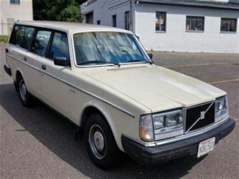 volvo station wagon stock    sale